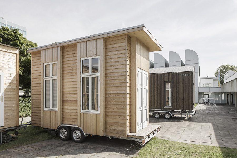 Nachtarock: Die Tinys vom Bauhaus Campus Berlin | Tiny Houses