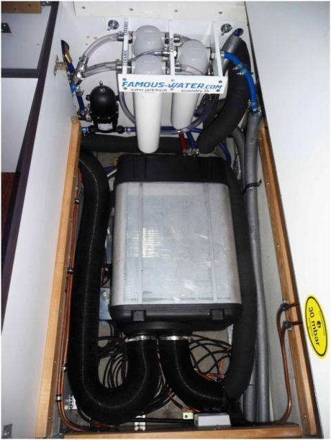 Bild Webasto Dual Top Luftheizung mit integriertem Wasserboiler