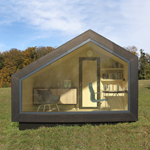 Bild Wooden Tent Gartenstudio