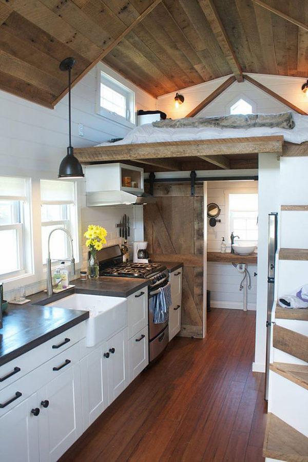 Gut bekannt Tiny Houses So plant ihr die perfekte Küche im Miniformat • Tiny SS96