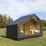 Minihaus und modulhaus anbieter architekten tiny houses for Minihaus anbieter