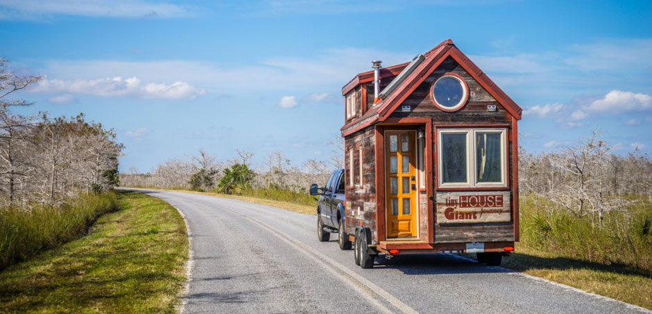 tiny house bauen thgj on the road selber
