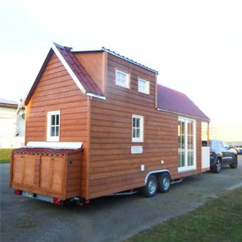 Bild Tiny House Rheinau