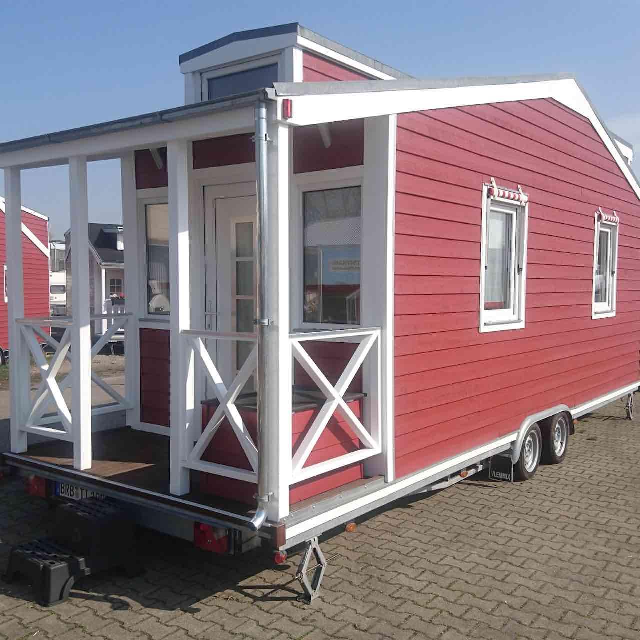 Bild Tiny House Deutschland