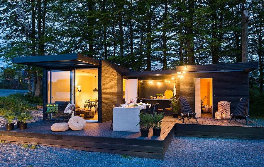 minih user im skandinavischen stil einrichten tiny houses. Black Bedroom Furniture Sets. Home Design Ideas