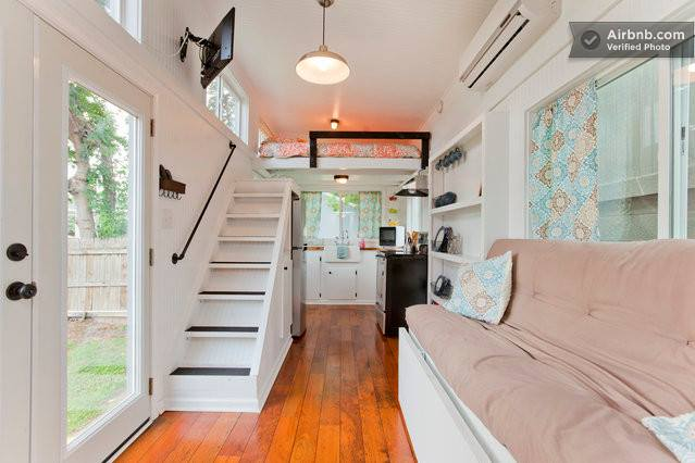 tiny houses mobiles wohnen domizile auf r dern tiny houses. Black Bedroom Furniture Sets. Home Design Ideas