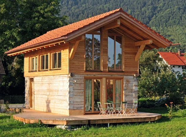 Blockhauser Fur Singles Und Kleinfamilien Tiny Houses