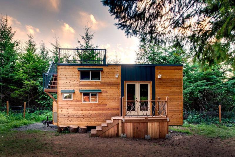 Ratgeber Bauen Das Dach Als Pragendes Element Tiny Houses
