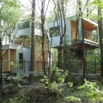 baumhaushotels in deutschland europa und weltweit tiny houses. Black Bedroom Furniture Sets. Home Design Ideas