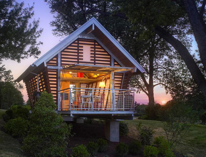 Minihaus Und Modulhaus Beispiele Aus Aller Welt 5 Tiny Houses