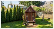 Bild Minihaus von Dee Williams