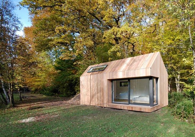 Gartenstudios oasen zum arbeiten oder entspannen tiny for Tiny house schweiz