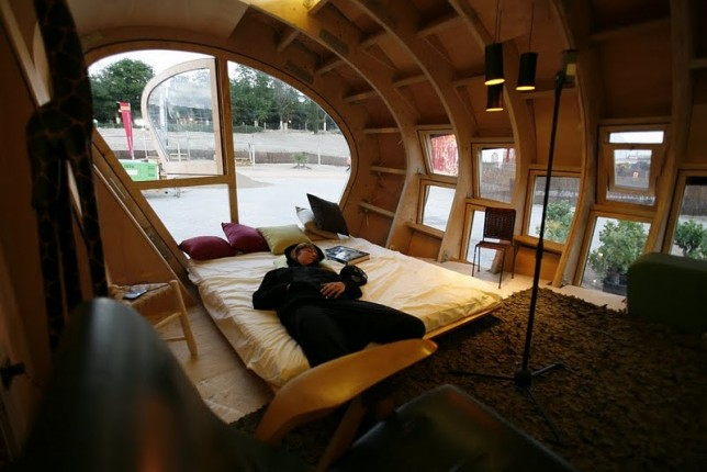 oekologisches solar minihaus das fab lab house tiny houses