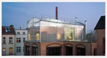 Bild Gewächshaus Penthouse