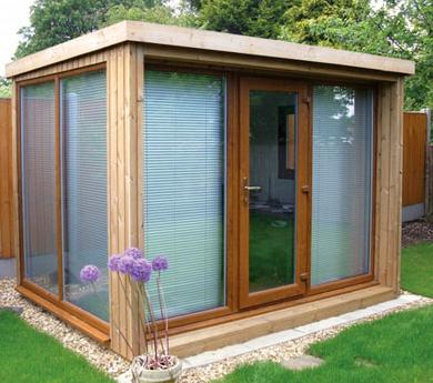 Garten studio atelier garden office anbieter in europa for Minihaus anbieter