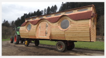 Bild Hobbitwagen
