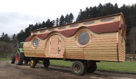 hobbitwagen