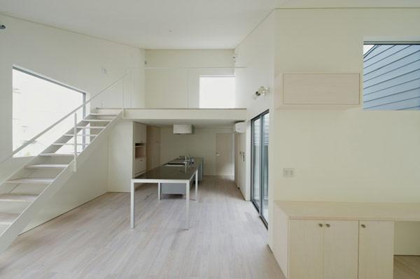 Minih user in japan tiny houses for Que significa estilo minimalista