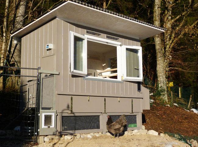 Fußboden Im Hühnerstall ~ Tiny houses gartenhühner hühnerstall planen bauen u tiny