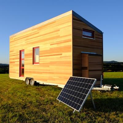 Bild Tiny House Kleiner Nomade