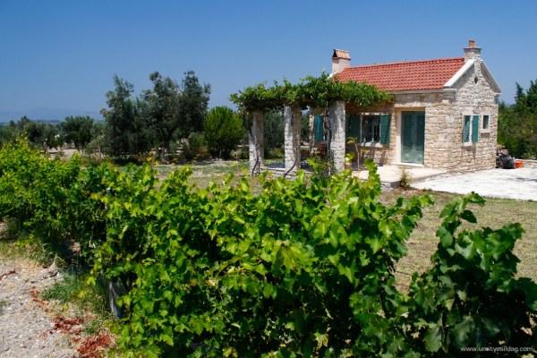 Bild 2 - kleines Ferienhaus Türkei