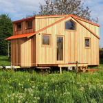 Bild Tiny House Frankreich