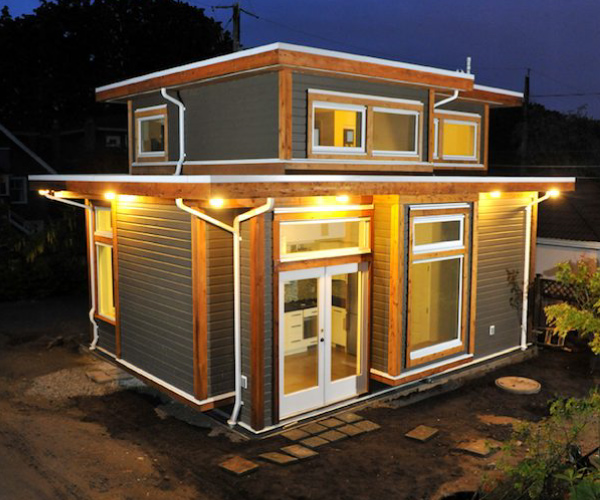 Tiny Houses Wachsender Markt Für Kleine Häuser Auf 50 Qm