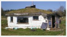 Bild Lehmhaus Wales