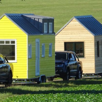 Bild livetiny Tiny Houses mit Strassenverkehrszulassung