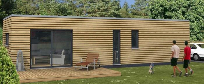 Das Modulhaus Modern 1 0 Und 2 0 Von Max Haus Tiny Houses