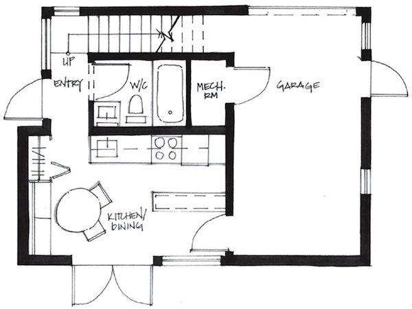 wachsender markt f r kleine h user auf 50 qm tiny houses. Black Bedroom Furniture Sets. Home Design Ideas