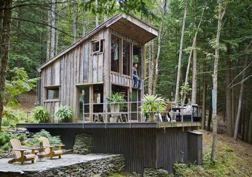 Unverwechselbare Minihauser Tiny Houses