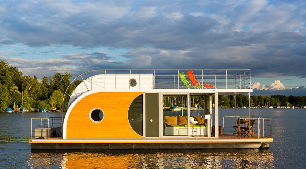 Tchibo Hausboot
