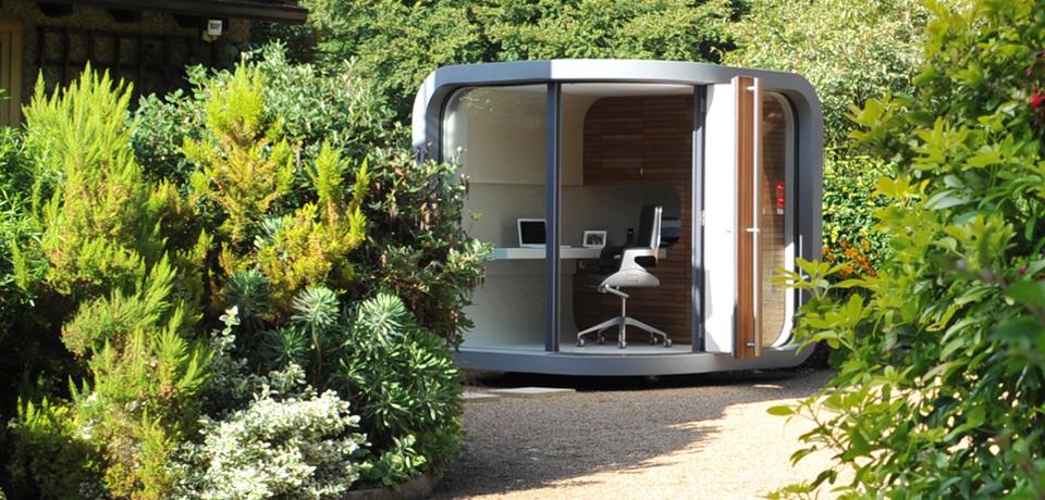 tiny houses garten studio buero oder atelier im garten