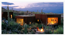 Desert Nomad House by Rick Joy, Tucson