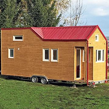 Bild Rolling Tiny House