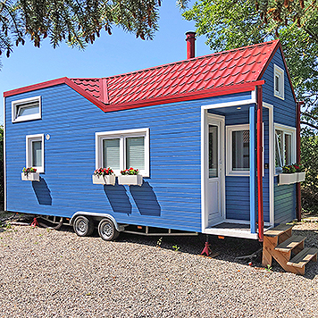 Bild Rolling Tiny House