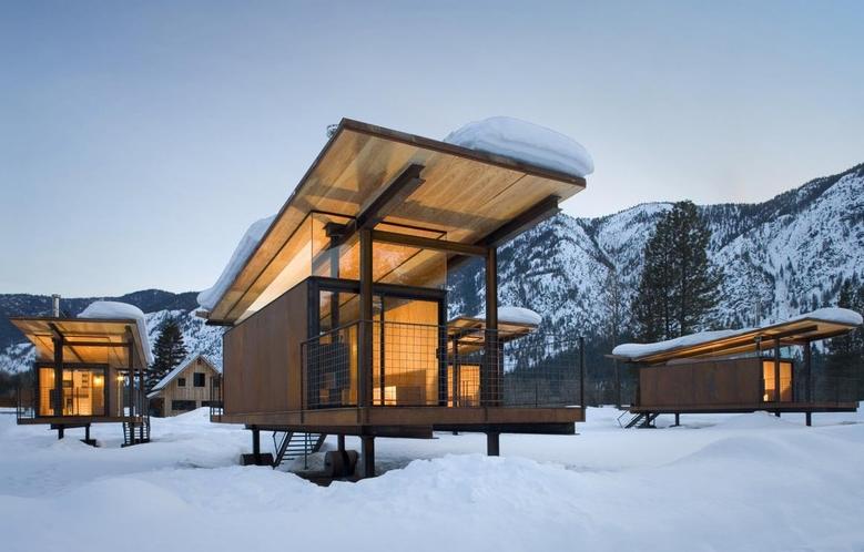 Minihaus Und Modulhaus Beispiele Aus Aller Welt 5