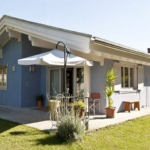 Rubner Mini-Blockhaus