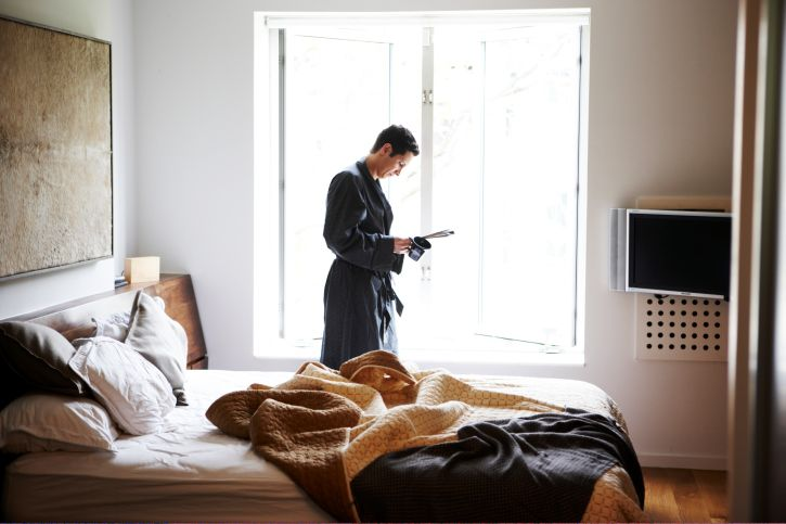 Schlafzimmergestaltung im Minihaus | Tiny Houses