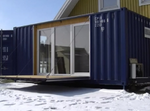 container als gartenhaus gartenhaus container my blog. Black Bedroom Furniture Sets. Home Design Ideas