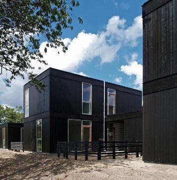 Tiny Houses ökologische Kleinhäuser Planen Bauen Einrichten