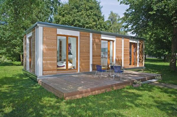 tiny houses minihaus und modulhaus beispiele aus aller. Black Bedroom Furniture Sets. Home Design Ideas