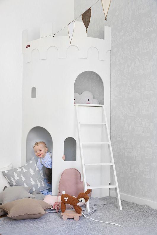 kleines kinderzimmer ganz gro tiny houses. Black Bedroom Furniture Sets. Home Design Ideas