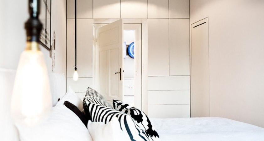 Tiny Houses Kein Chaos im Schlafzimmer: Stauraum schaffen ...
