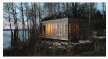Bild Sunset Cabin