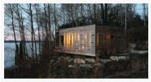 Bild Sunset Cabin