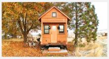 Bild Minihaus von Tammy Strobel