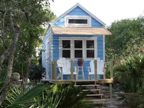 Tiny Houses Tiny House Pionier Klaus Toczek Und Sein Bauprojekt