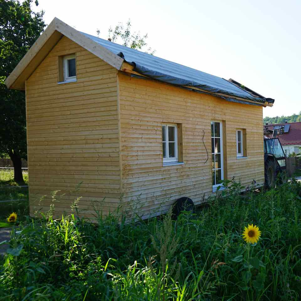 Bild Tiny House Holzbau Hepperle
